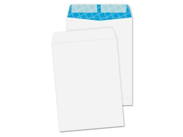Quality Park Products QUA41615 Catalog Envelopes- Antimicrobial- 10in.x13in.- White