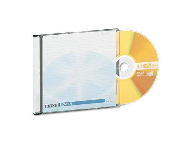 Dvd-R Discs, 4.7Gb, 16X, W/Jewel Cases, Gold, 10/Pack