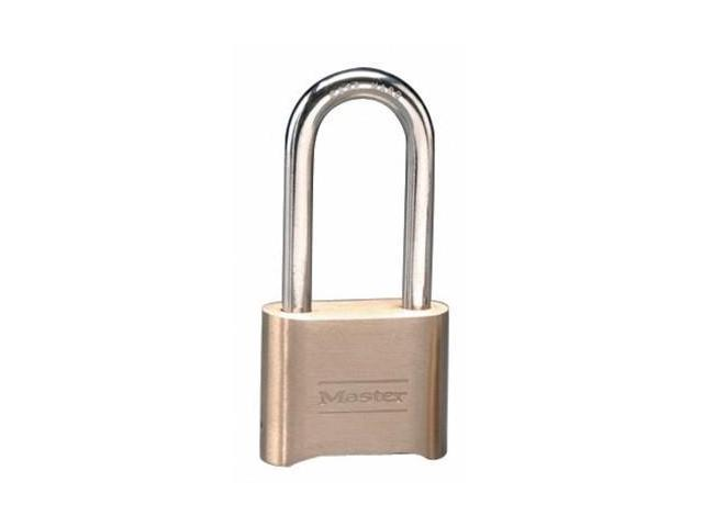 """Changeable Combination Padlock with 2-1/4"""" Shackle