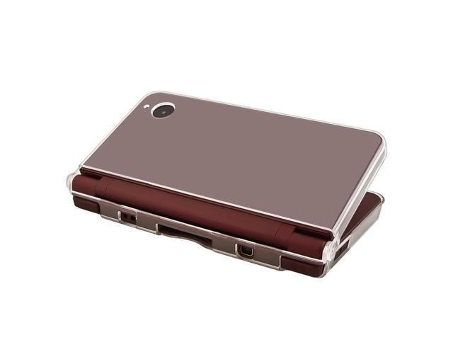 Crystal Case for Nintendo DSi LL, Clear