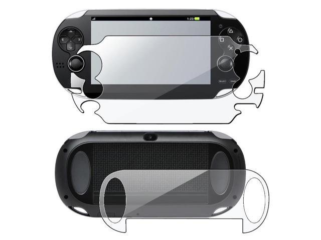 2 packs of Reusable Screen Protectors compatible with Sony PSP Vita