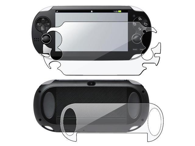 Full Body Reusable Screen Protector for Sony PSP Vita