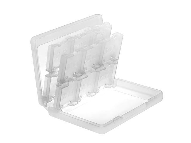 28-in-1 Game Card Case for Nintendo 3DS, White