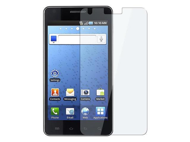 eForCity Samsung SGH-I997 Infuse 4G Screen Protector - [3-Pack] Clear Screen Protector Shield For Samsung SGH-I997 Infuse ...
