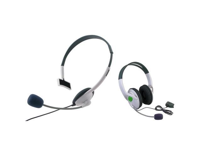 Big Small Live Headset With Microphone For Xbox 360 US