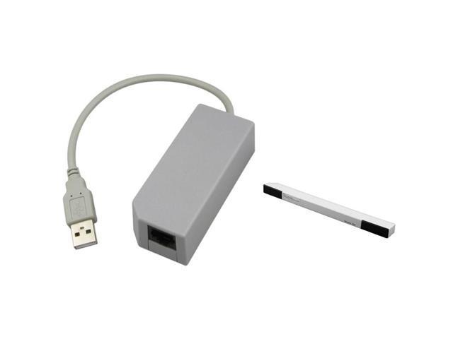 Eforcity Wireless Sensor Bar Usb To Rj45 Rj 45 Ethernet Network Lan Adapter Compatible