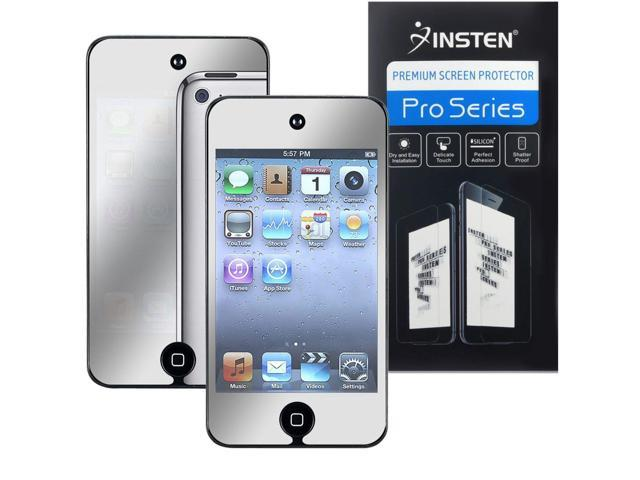 3x Mirror Screen Protector Compatible with iPod touch 4 4G 4th Gen