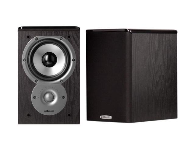 Polk Audio TSi100 2-Way Bookshelf Speaker with 5-1/4