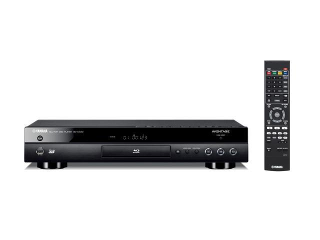 Yamaha BDA1040 Aventage Blu-Ray Player (Black)