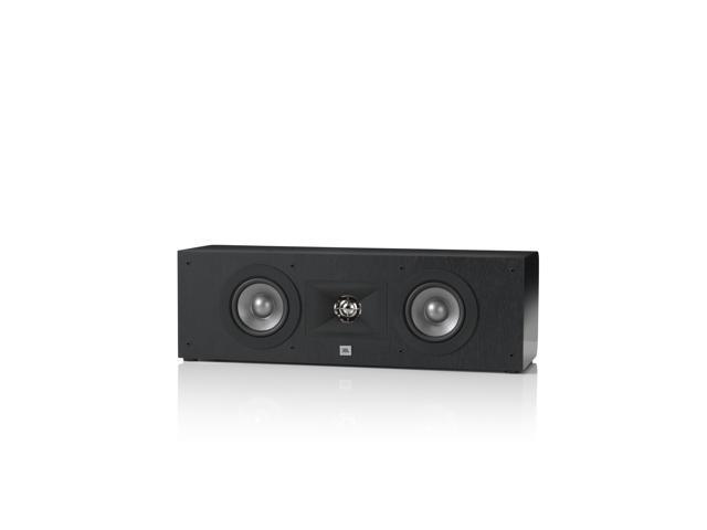 JBL Studio 225C 2-Way Center Channel Speaker - Each (Black)
