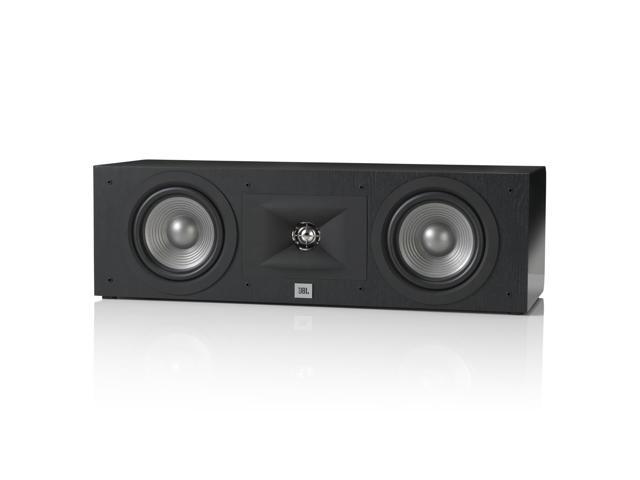 JBL Studio 235C 6.5-Inch 2-Way Center Channel Speaker - Each (Black)