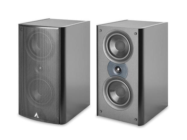 Atlantic Technology 4400 LR THX Select Front Channel Speaker Pair (Gloss Black)