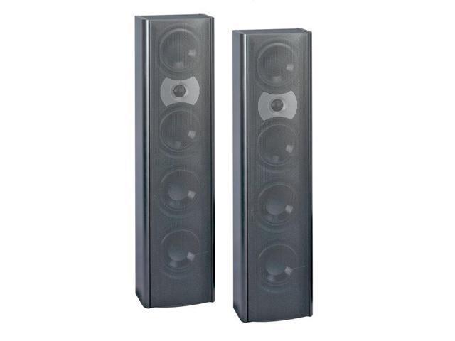 Atlantic Technology FS 3200 LR Front Channel Sepaker Pair (Gloss Black)
