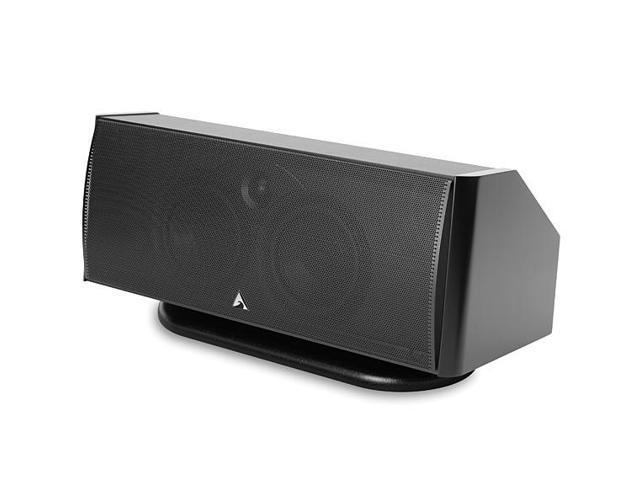 Atlantic Technology 4400 C THX Select Front Channel Speaker - Each (Satin Black)