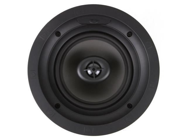 """Klipsch R-2650-C II 6.5"""" In-Ceiling Speaker - Each (White)"""