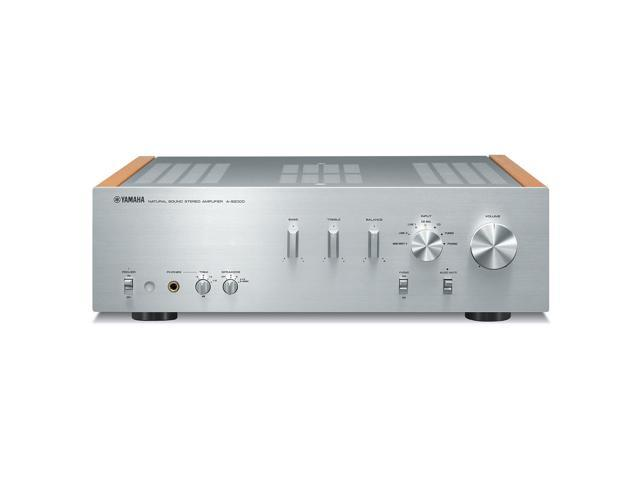 Yamaha A-S2000 Natural Sound Stereo Integrated Amplifier (Silver)