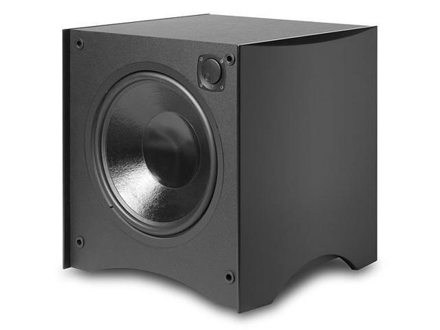 Atlantic Technology 444SB-BLK Powered Box 12