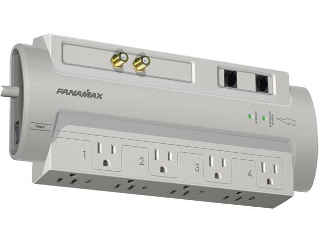 Panamax SP8-AV 8-Outlets Surge Suppressor
