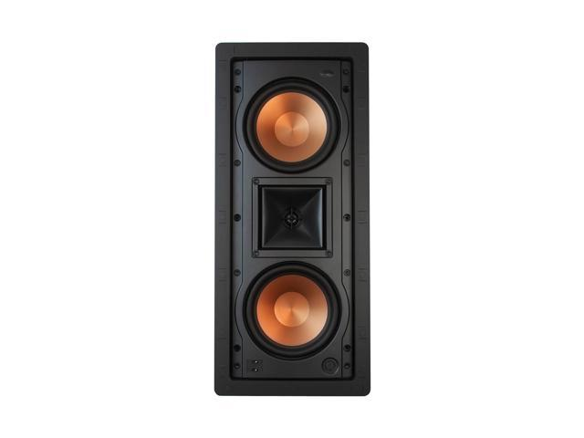 Klipsch R-5502-W II In-Wall LCR Speaker - Each (White)