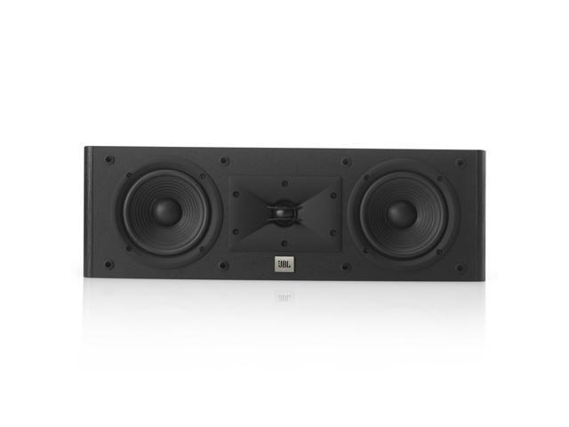 """JBL Arena 125C 2-Way 5.5"""" Center Channel Loudspeaker - Each (Black)"""