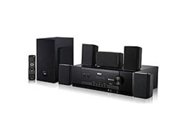 home theater 1000 watts. rca rt2781be 1000 watts home theater system with bluetooth - black w