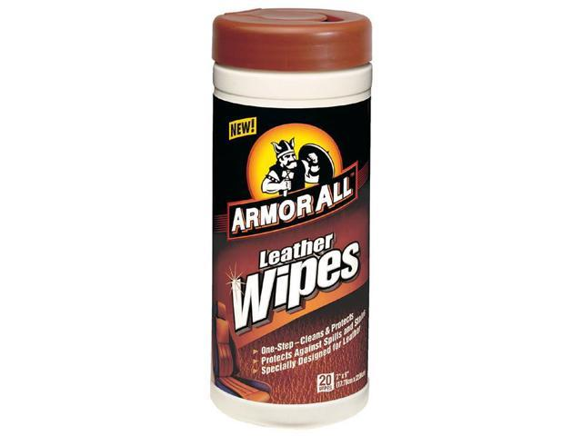 Armor All Leather Wipes 4603-2033