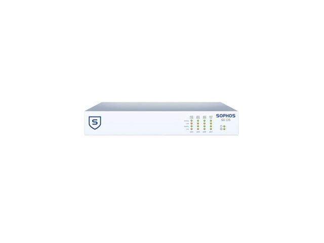 sophos sg 125 sg125 firewall security appliance with 8 ge ports hdd base license for. Black Bedroom Furniture Sets. Home Design Ideas