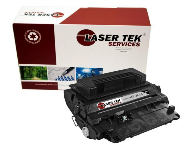 Laser Tek Services ® HP CC364A (64A) High Yield Compatible Replacement Toner Cartridges