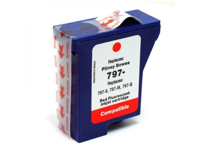Laser Tek Services ® Compatible Postal Ink Cartridge Pitney Bowes 797-0 K700