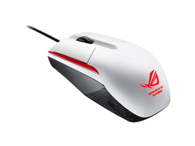 ASUS ROG Sica Mouse Model ROG Sica (White Version)