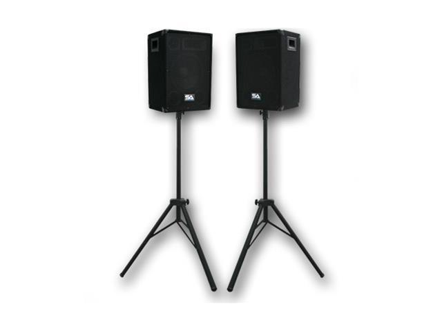 Seismic Audio - Pair of 10