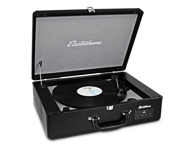 Harman Kardon Car Audio: Electrohome Vinyl Record Player Classic Turntable With