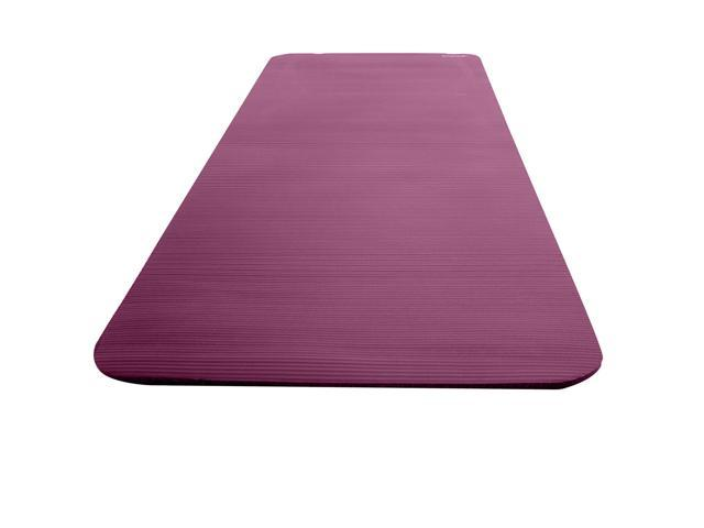 Empower Fitness 10mm Cushioned Mat - Purple MP-2971R