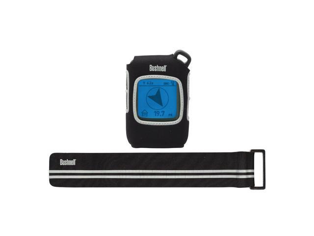 Bushnell Backtrack D-tour Armband Black 360350