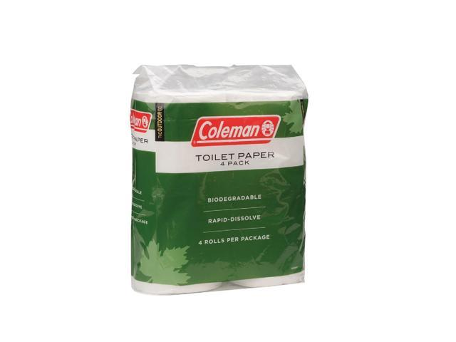 Coleman 4 Pack Toilet Paper 2000014861
