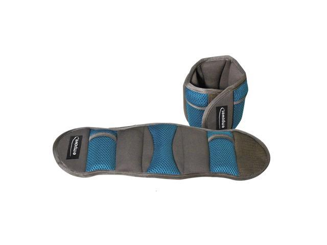 Empower Fitness 5lb Adjustable Ankle/Wrist Weights