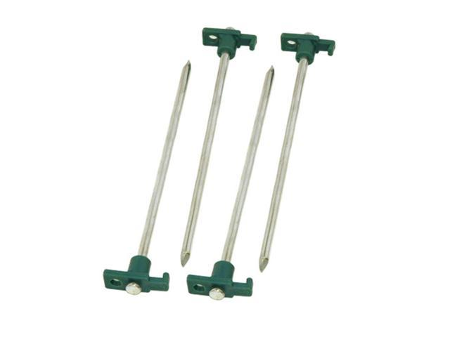Coleman 10 Inch Steel Tent Stakes 2000016444