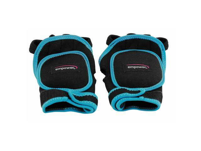 Empower Fitness Weighted Fitness Gloves MP-3276R