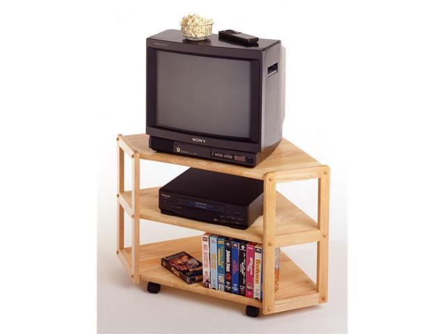 Winsome 83423 Beech Beechwood TV STAND CORNER