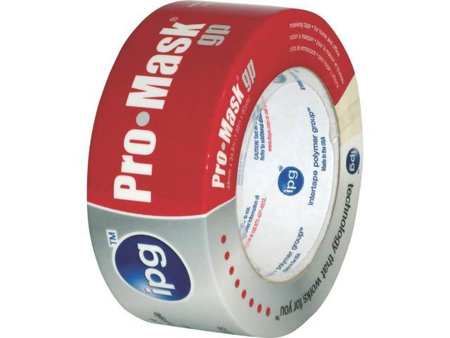 Intertape 5104-3 2.81 inch X 60 Yards Masking Tape