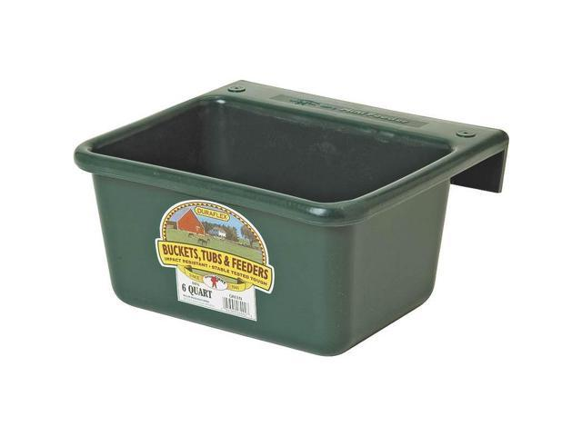 Miller Mini Feeder Green 6 Quart - MF6