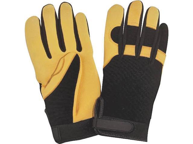 Diamondback BLT-102-XL Deerskin Palm Glove Extra-Large Pair
