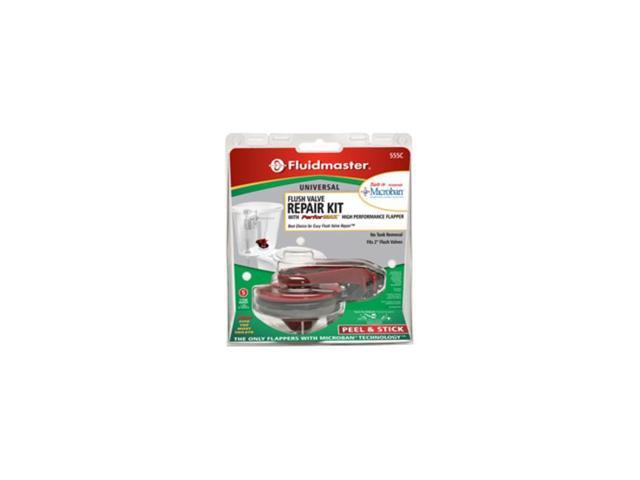Fluidmaster 555CRP8 Flusher Fixer Repair Kit