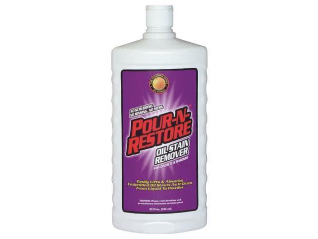 Concrete stain remover pnr32oz 06 for Concrete stain remover