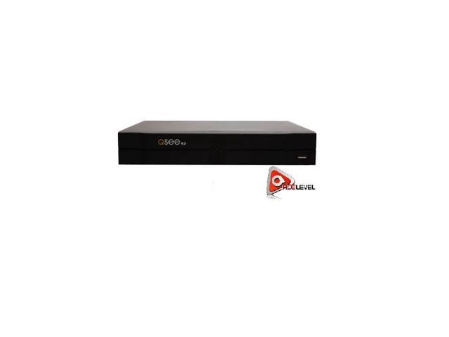 Q-SEE 8 CHANNEL 720p HD ANALOG DVR WITH 2TB
