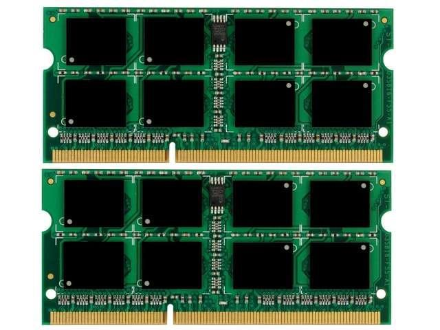 NEW 16GB 2X8GB PC3-10600 204 PIN DDR3 SODIMM Memory for Apple Macbook Pro shipping from US
