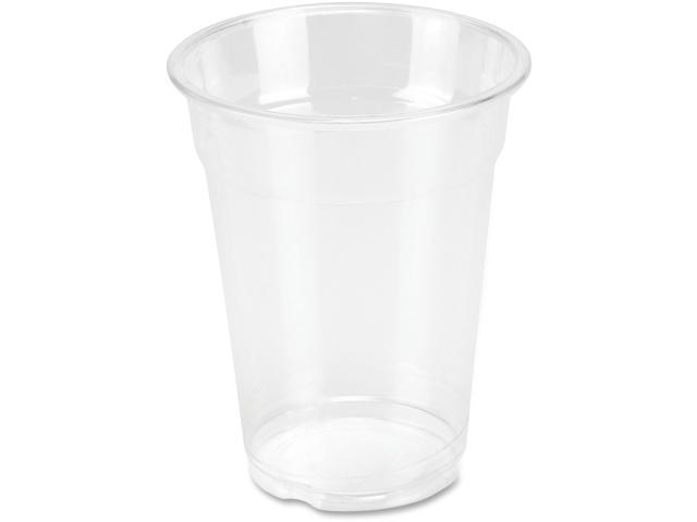 Plastic Cups, 10oz., 500/CT, Clear