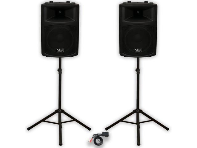 Podium Pro PP1203A DJ 12
