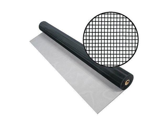Phifer 3000962 Screen Charcoal Aluminum 36inw X 100ftl
