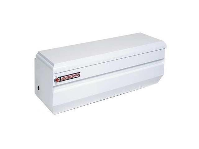 WEATHER GUARD 675-3-01 Truck Box Chest, 47 In. W, 20-1/4 In. D
